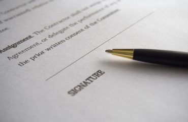writing a nanny contract